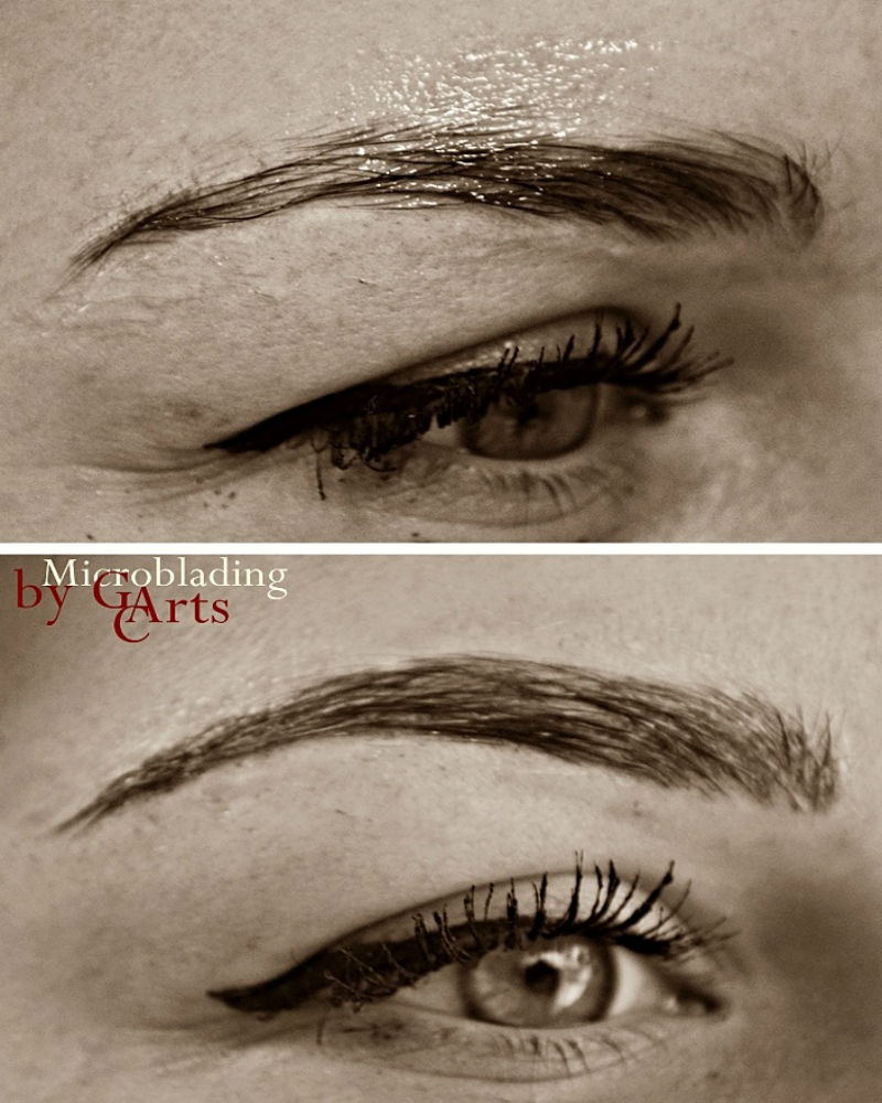 Permanent Makeup Slika 8
